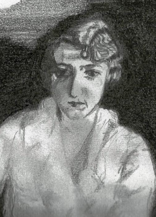 Orane Demazis by CatherineGaillard